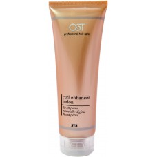 ost professional hair care curl enhancer lotion
