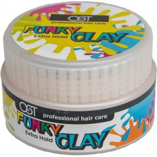 ost professional hair care funky clay
