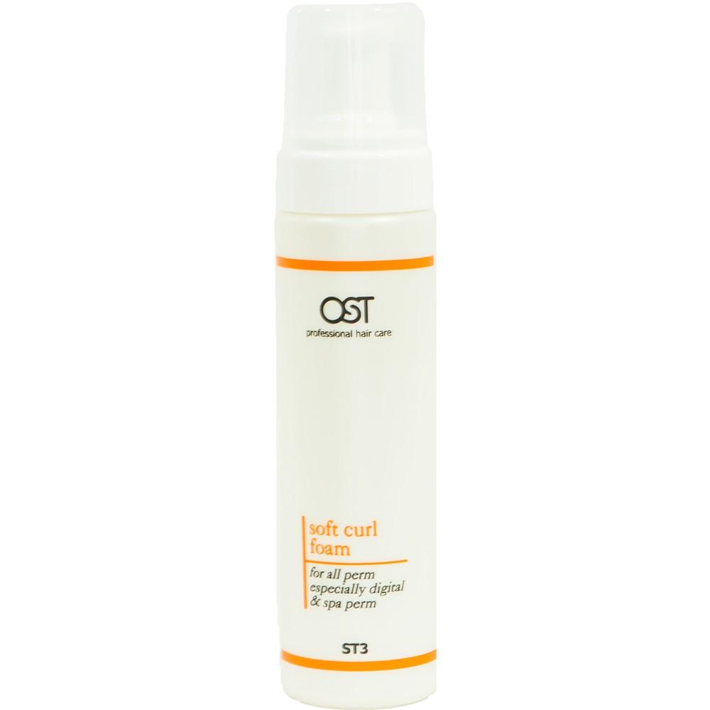 Ost Professional Hair Care Soft Curl Foam